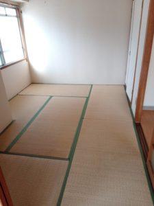 ハイツ中島303号室 和室