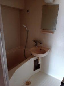ハイツ中島303号室 浴室